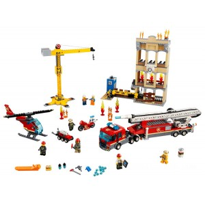 Lego City Downtown Fire Brigade - Sale