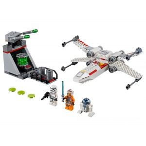 Lego STAR WARS™ X-Wing Starfighter™ Trench Run - Sale