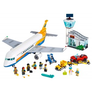 Lego City Passenger Airplane - Sale