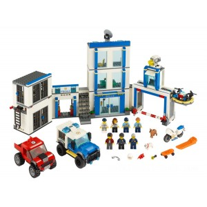 Lego City Police Station - Sale