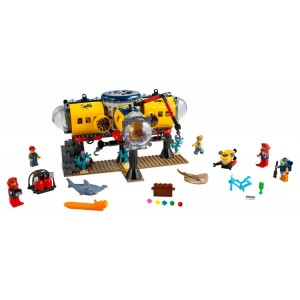 Lego City Ocean Exploration Base - Sale