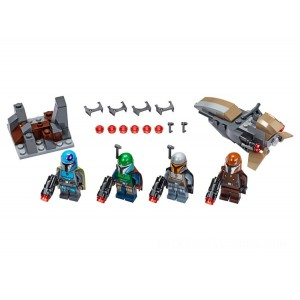 Lego STAR WARS™ Mandalorian™ Battle Pack - Sale