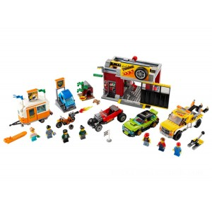 Lego City Tuning Workshop - Sale