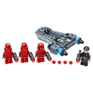 Lego STAR WARS™ Sith Troopers™ Battle Pack - Sale