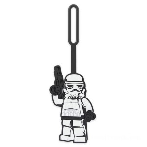 Lego STAR WARS™ Stormtrooper™ Bag Tag - Sale