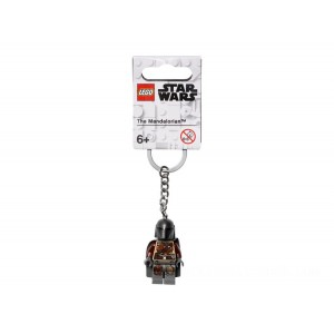 Lego STAR WARS™ The Mandalorian™ Key Chain - Sale