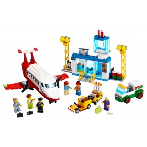 Lego City Central Airport - Sale
