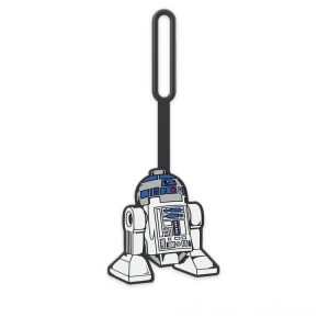 Lego STAR WARS™ R2-D2™ Bag Tag - Sale