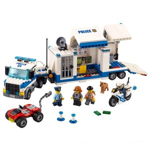 Lego City Mobile Command Center - Sale
