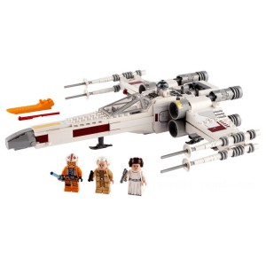 Lego STAR WARS™ Luke Skywalker's X-Wing Fighter™ - Sale