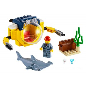 Lego City Ocean Mini-Submarine - Sale
