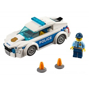 Lego City Police Patrol Car - Sale