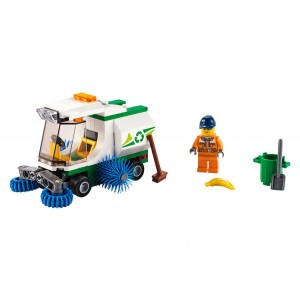 Lego City Street Sweeper - Sale