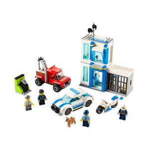 Lego City Police Brick Box - Sale