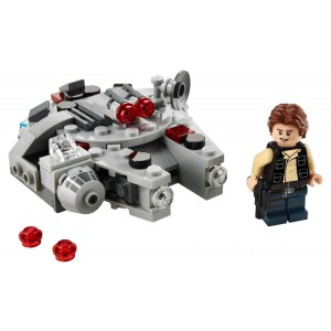 Lego STAR WARS™ Millennium Falcon™ Microfighter - Sale