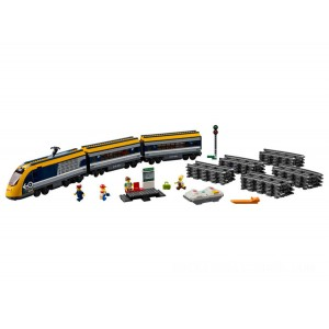 Lego City Passenger Train - Sale