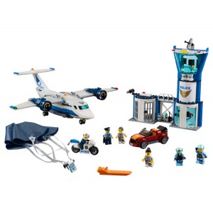 Lego City Sky Police Air Base - Sale