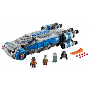 Lego STAR WARS™ Resistance I-TS Transport - Sale