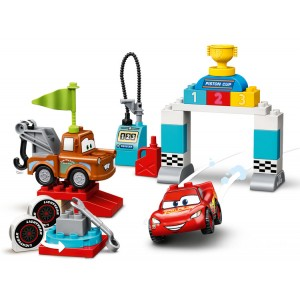 Lego DUPLO® Lightning McQueen's Race Day - Sale