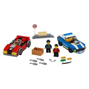 Lego City Police Highway Arrest - Sale
