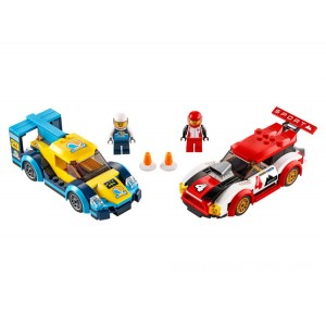 Lego City Racing Cars - Sale