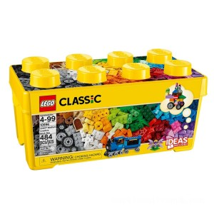 Lego Classic Medium Creative Brick Box - Sale