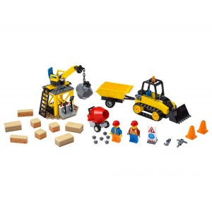 Lego City Construction Bulldozer - Sale