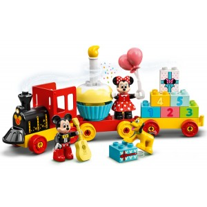 Lego DUPLO® Mickey & Minnie Birthday Train - Sale