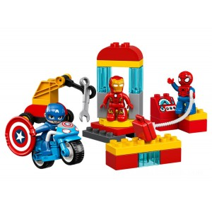 Lego DUPLO® Super Heroes Lab - Sale
