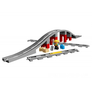 Lego DUPLO® Train Bridge and Tracks - Sale