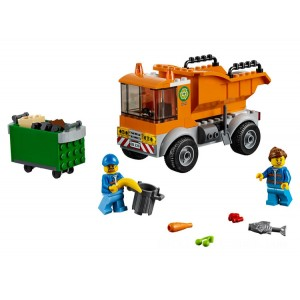 Lego City Garbage Truck - Sale