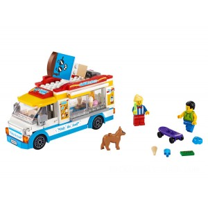 Lego City Ice-Cream Truck - Sale