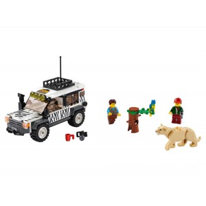 Lego City Safari Off-Roader - Sale