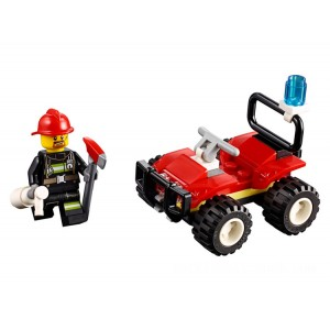 Lego City Fire ATV - Sale