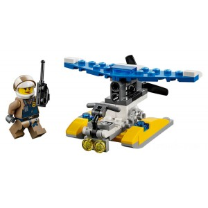 Lego City Police Water Plane - Sale