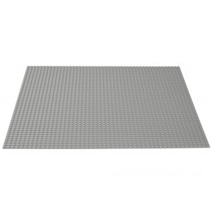 Lego Classic Gray Baseplate - Sale