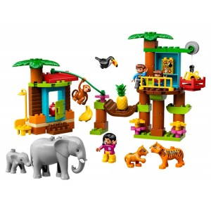 Lego DUPLO® Tropical Island - Sale