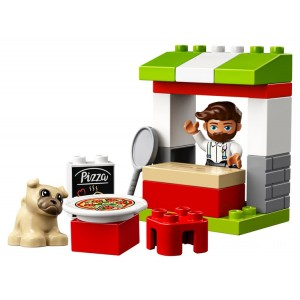 Lego DUPLO® Pizza Stand - Sale