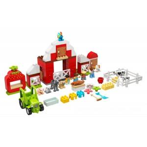 Lego DUPLO® Barn, Tractor & Farm Animal Care - Sale