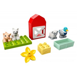 Lego DUPLO® Farm Animal Care - Sale
