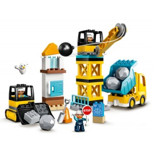 Lego DUPLO® Wrecking Ball Demolition - Sale