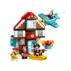 Lego DUPLO® Mickey's Vacation House - Sale