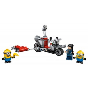 Lego Minions Unstoppable Bike Chase - Sale