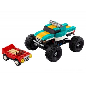 Lego Creator 3-in-1 Monster Truck - Sale