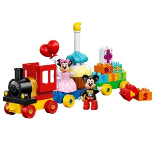 Lego DUPLO® Mickey & Minnie Birthday Parade - Sale
