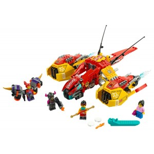 Lego Monkie Kid Monkie Kid's Cloud Jet - Sale