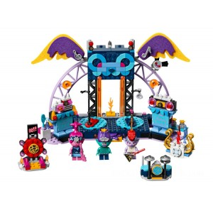 Lego Trolls World Tour Volcano Rock City Concert - Sale