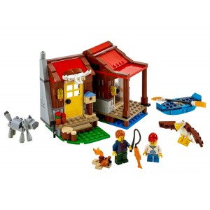 Lego Creator 3-in-1 Outback Cabin - Sale