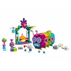 Lego Trolls World Tour Rainbow Caterbus - Sale