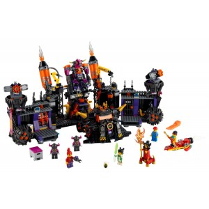 Lego Monkie Kid The Flaming Foundry - Sale